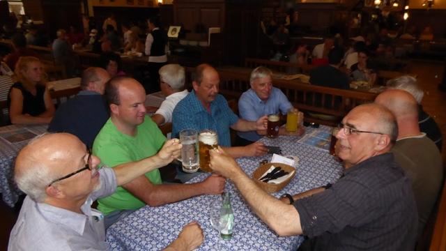 Vorstandsreise des Jägerverein Toggenburg nach München (13)
