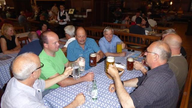 Vorstandsreise des Jägerverein Toggenburg nach München (14)
