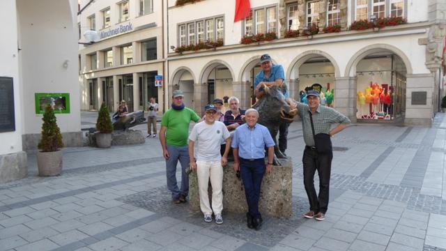 Vorstandsreise des Jägerverein Toggenburg nach München (17)
