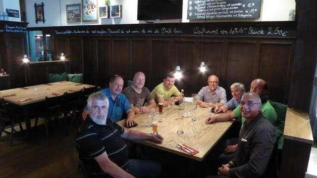 Vorstandsreise des Jägerverein Toggenburg nach München (4)