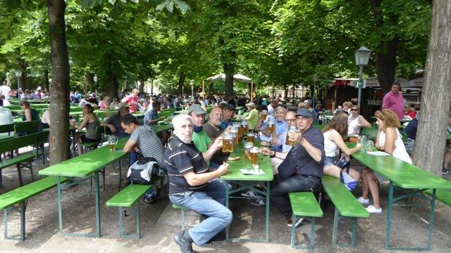 Vorstandsreise des Jägerverein Toggenburg nach München (6)